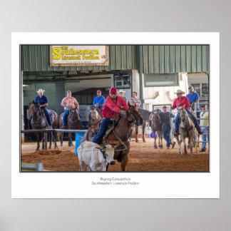 Southeastern Livestock Pavilion Poster