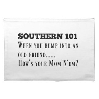 Southern101-1 Placemat