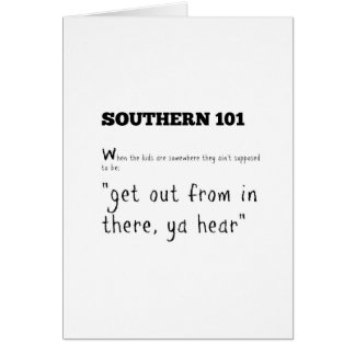 southern101-2 card