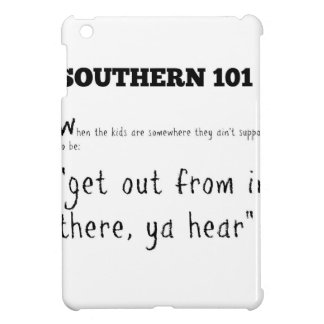 southern101-2 cover for the iPad mini