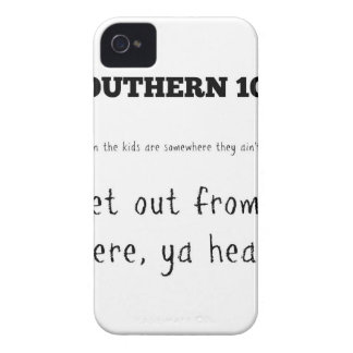 southern101-2 iPhone 4 cover