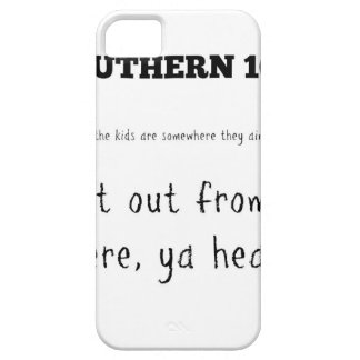southern101-2 iPhone 5 case