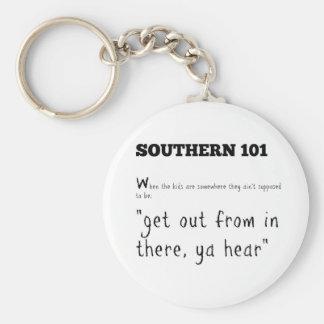 southern101-2 keychain