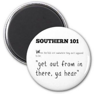 southern101-2 magnet