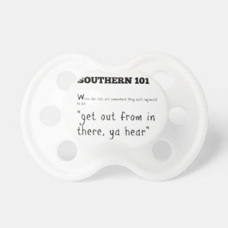 southern101-2 pacifier