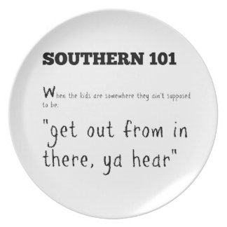 southern101-2 plate