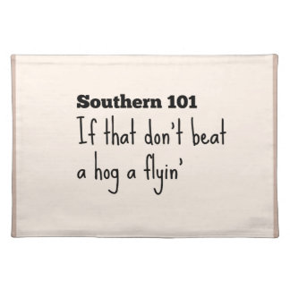 southern101-3 placemat