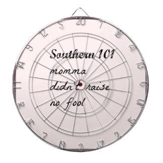 southern101-4 dartboard