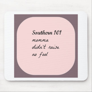 southern101-4 mouse pad
