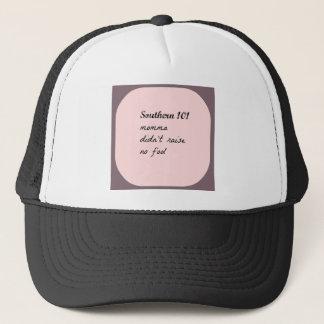 southern101-4 trucker hat