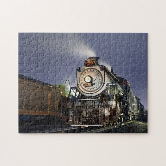 Southern 630 at Night Puzzle