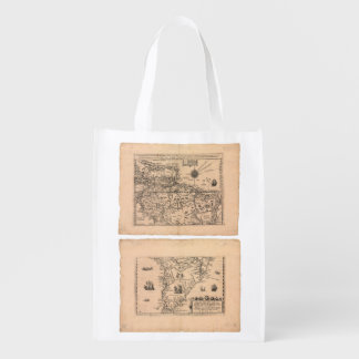 Southern America (1602) Grocery Bags