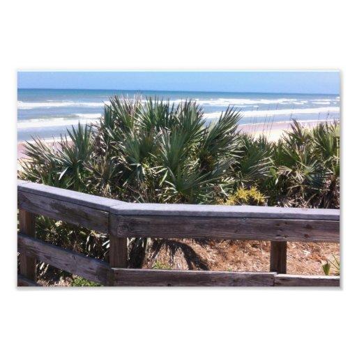 Southern Atlantic Coast Photo Art