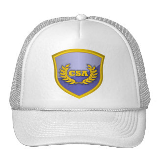 Southern By The Grace Of God BG Mesh Hat