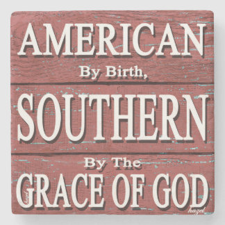Southern By The Grace Of God Coasters