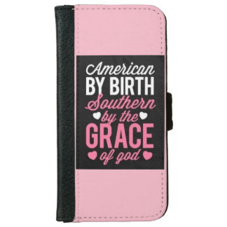 Southern By The Grace Of God Iphone 6/6s Case