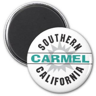 Southern California Carmel Magnet