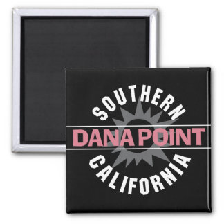 Southern California - Dana Point Square Magnet