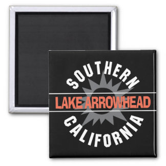 Southern California - Lake Arrowhead Magnet
