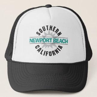 Southern California - Newport Beach Trucker Hat