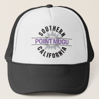 Southern California - Point Mugu Trucker Hat