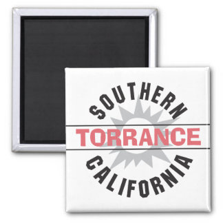 Southern California - Torrance Magnet