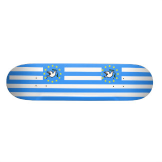 Southern Cameroons, Cameroon flag Skate Board Decks