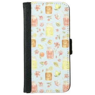 Southern Charm Pattern Phone Wallet