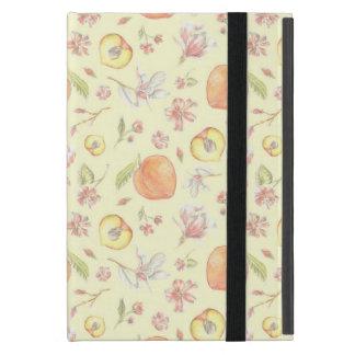 Southern Charm Peach and Magnolia Ipad Case