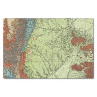 Southern Colorado 2 Tissue Paper