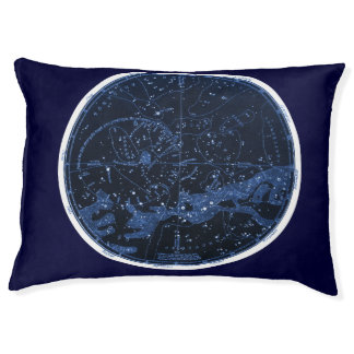 Southern Constellations Pet Bed