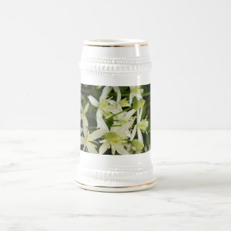 Southern Cross Clematis 18 Oz Beer Stein