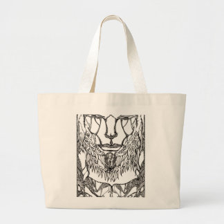 Southern Divinity Large Tote Bag