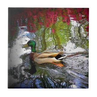 Southern Ducks Tile