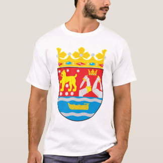 Southern Finland Coat of Arms T-shirt