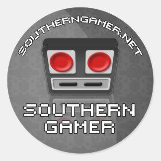 Southern Gamer Sticker