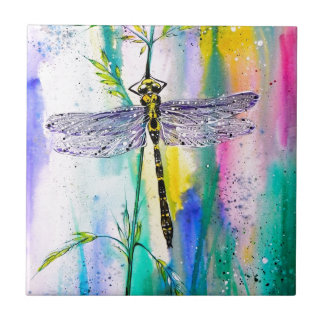 Southern Hawker Dragonfly Tile