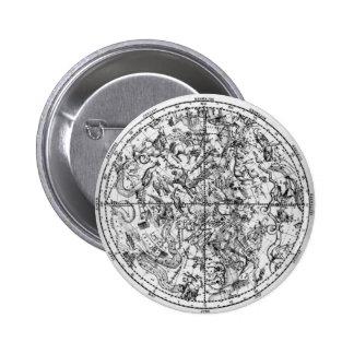 Southern Hemisphere Zodiac Pin
