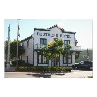 Southern Hotel Photo Art