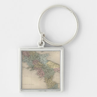 Southern Italy 4 Keychain