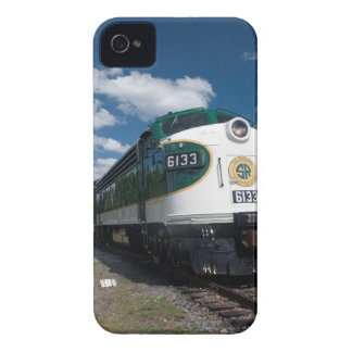 southern loco at station iPhone 4 case