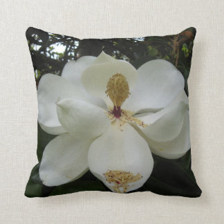 Southern Magnolia Pillow