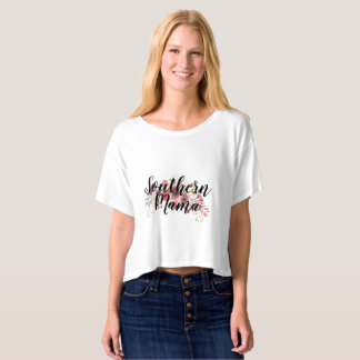 Southern Mama Floral T-shirt