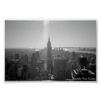 Southern Manhattan Poster