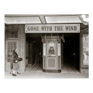 Southern Movie House, 1940 Postcard