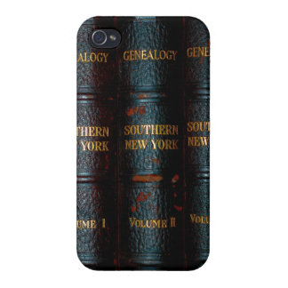 Southern New York Genealogy Cases For iPhone 4
