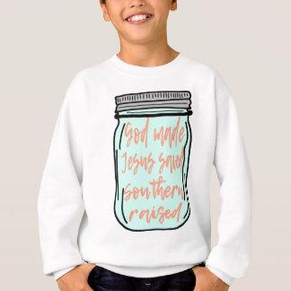 Southern Raised Mason Jar Sweatshirt