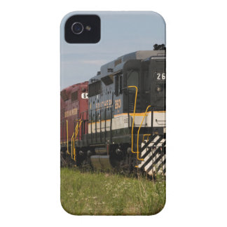 southern rr 2601 diesel with Norfolk and western d iPhone 4 Covers