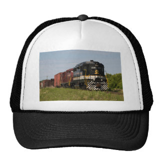 southern rr 2601 diesel with Norfolk and western d Trucker Hat