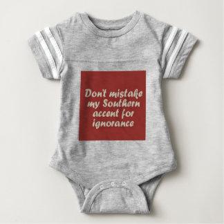 Southern Sayings Baby Bodysuit